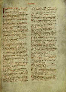 The Domesday Book Illustration