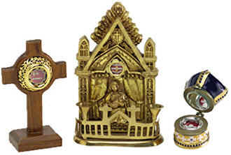 Holy Relics Illustration